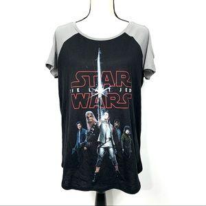 Star Wars Her Universe The Saga Continues T Shirt